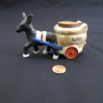 Mule Figurine by Matthew Sharpe