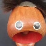 Nutcracker with Troll Hair (or something) by Adam Davies