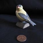 Bird Figurine by Sung J. Woo