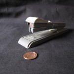 Small Stapler by Katharine Weber