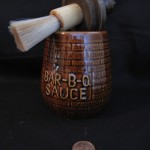BBQ Sauce Jar by Matthew J. Wells