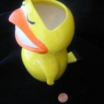 Duck Vase by Matthew Klam