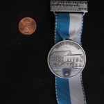 Swiss Medal by Kathryn Borel Jr.