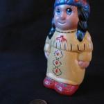 Indian Maiden by R.K. Scher