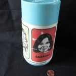 Charlie&#8217;s Angels Thermos by Carl Wilson
