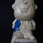 &#8220;World&#8217;s Best Father&#8221; Figurine by Jason Reich