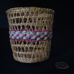 Miniature Basket by Rodrigo Chávez