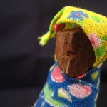 Wooden Figurine by Katie Hennessey