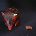Wooden Armadillo by Randy Kennedy