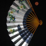 Paper Fan by Lakin Khan