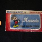 Mickey Mouse Patch by Padgett Powell