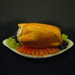 Miniature Turkey Dinner by Jenny Offill
