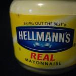 Tiny Jar of Mayo by Rick Moody