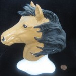 Horse Bust by Beth Lisick
