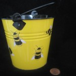 Bee Bucket by Sam Reiff-Pasarew