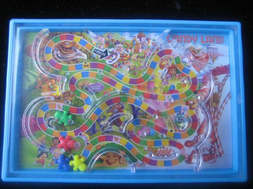 Candyland Labyrinth Game Significant Objects