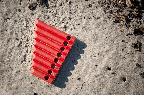 Pan Flute Significant Objects