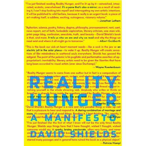 david shields life story essay