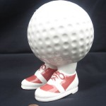 Golf Ball Bank by Todd Pruzan