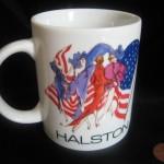 Halston Mug by Mimi Lipson