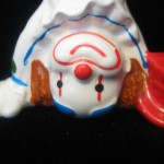 Clown Figurine by Nick Asbury