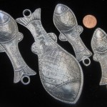 Fish Spoons by Mark Doty