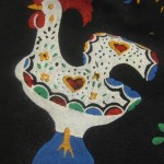 Rooster Oven Mitt by Victor LaValle