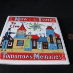 """Memories"" Trivet by Gabe Levinson"