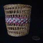 Miniature Basket by Rodrigo Chávez