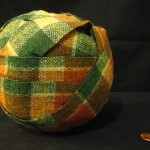 Flannel Ball by Luc Sante