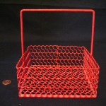 Wire Basket by Jim Hanas