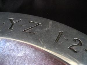 Letters Numbers Deet